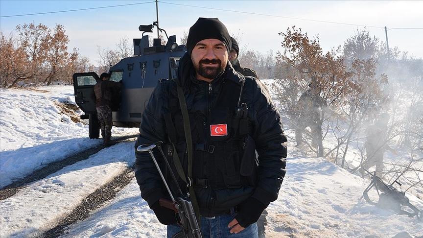 Polis Nazım Tuncer'in şehit olduğu saldırının faillerinden biri Diyarbakır'da yakalandı