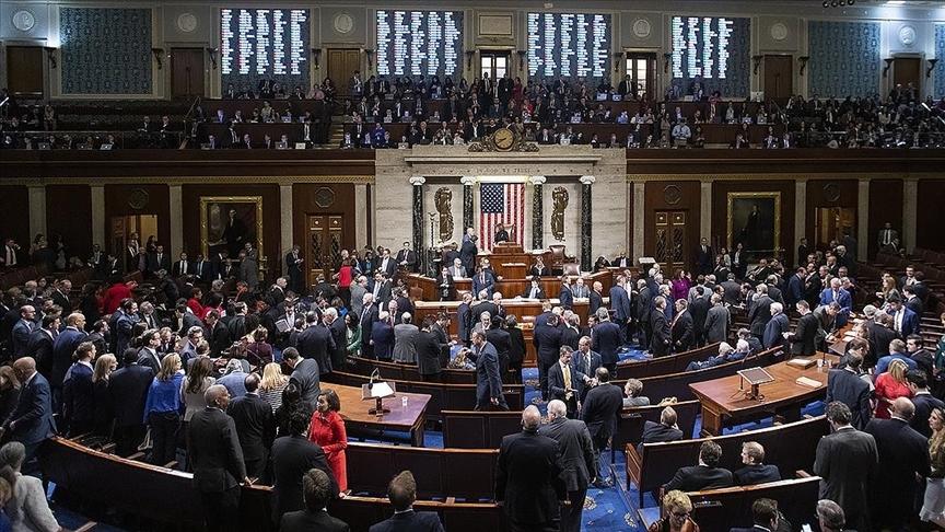ABD Kongresindeki geçici bütçe görüşmelerinde İsrail yardımlarına tırpan