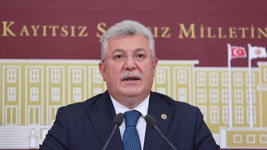 AK Parti Grup Başkanvekili Akbaşoğlu: CHP, HDP ve İYİ Parti arasındaki ittifakın adı yamalı bohça ittifakı