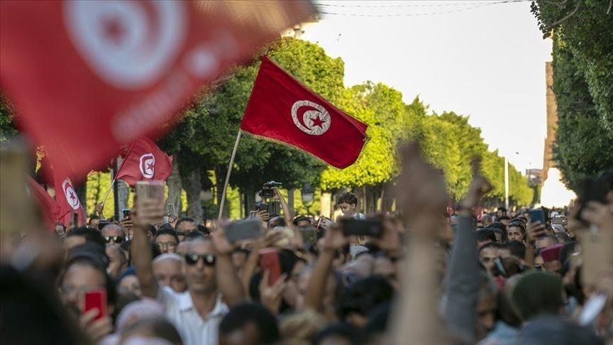 Tunus'ta Nahda Hareketi ve 4 siyasi parti Cumhurbaşkanı Said'in kararlarına karşı çıkıyor