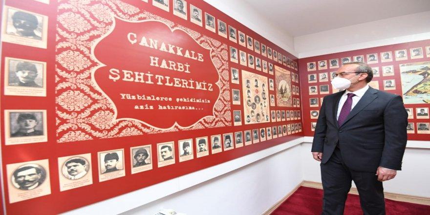 Vali Seddar Yavuz Ziyaretlerine Devam Ediyor