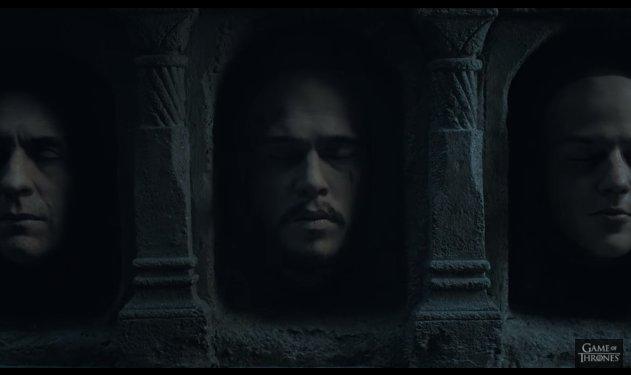 Game Of Thronesun 6 Sezon Fragmanı Yayınlandı