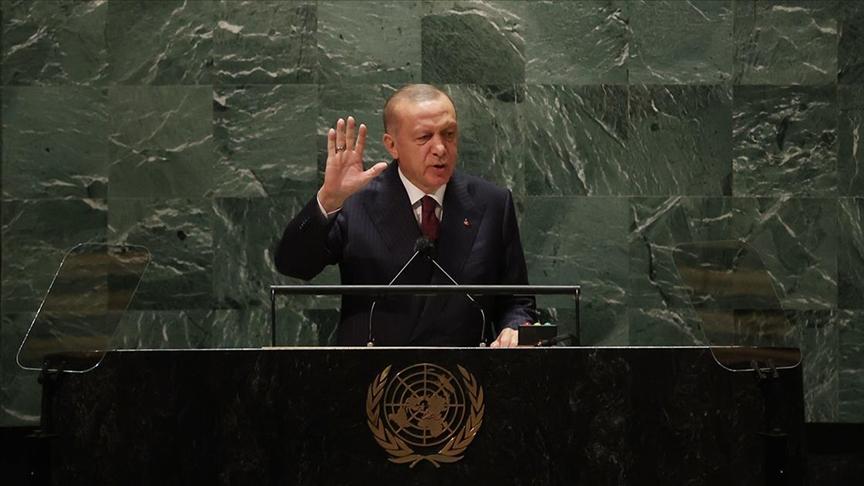 AK Parti'li Karaaslan: 'Dünya beşten büyüktür' ifadesi,bu kez 'iklim adaleti' vurgusu da taşıyor