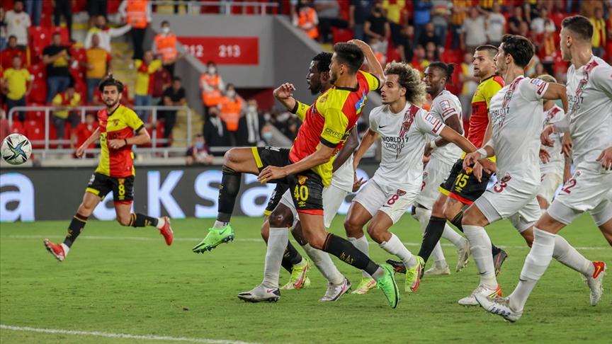 Göztepe, Süper Lig'deki son 14 maçta kalesini gole kapatamadı