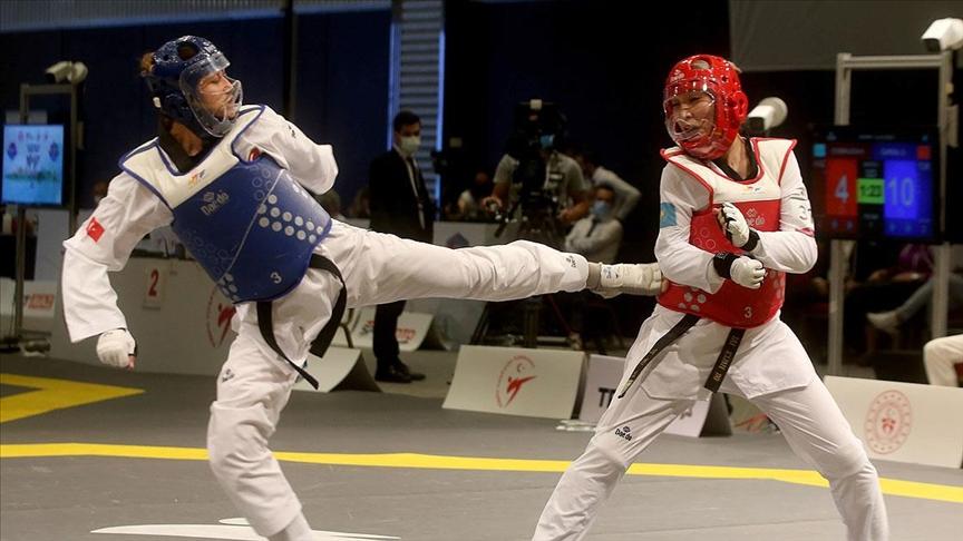 İstanbul'da düzenlenen Avrupa Para Tekvando Şampiyonası'nda Türkiye, 25 madalya kazandı