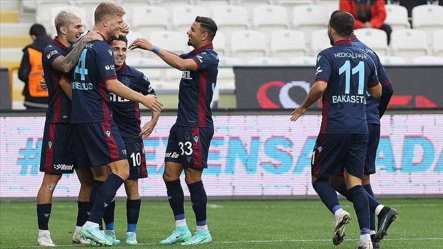 Trabzonspor, Abdullah Avcı ile deplasmanda yenilmezlik rekoru kırdı