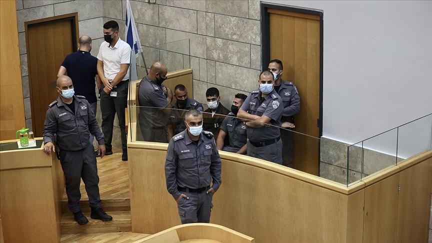 İsrail'in Gilboa Hapishanesinden kaçan Filistinlilerden Mahmud Arıda firara iten nedenleri açıkladı