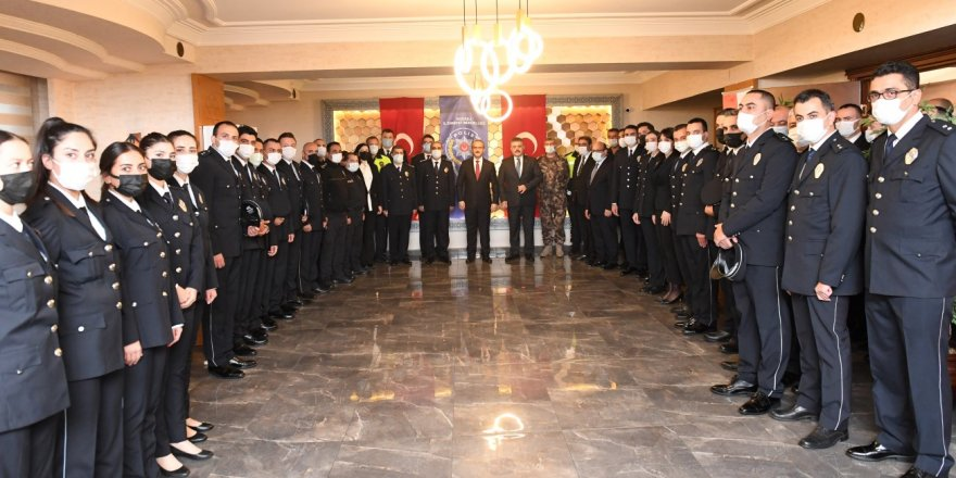 Kocaeli'de Güvenlik Güçlerimiz Başarılı Bir Performans Ortaya Koyuyor