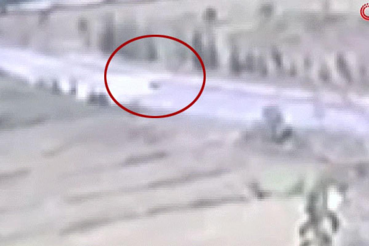 Bartın'da üç kişinin hayatını kaybettiği kaza kamerada