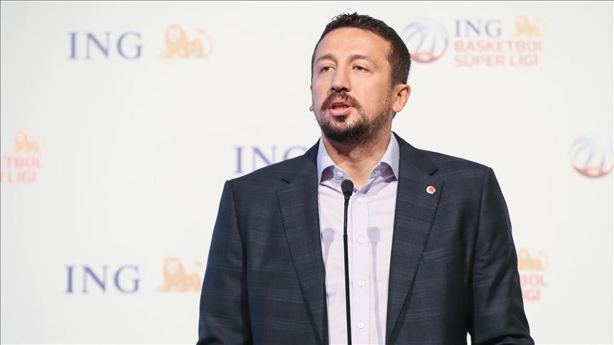 TBF Başkanı Hidayet Türkoğlu'ndan yeni sezon değerlendirmesi: Seyircinin salonda olmasından çok mutluyuz