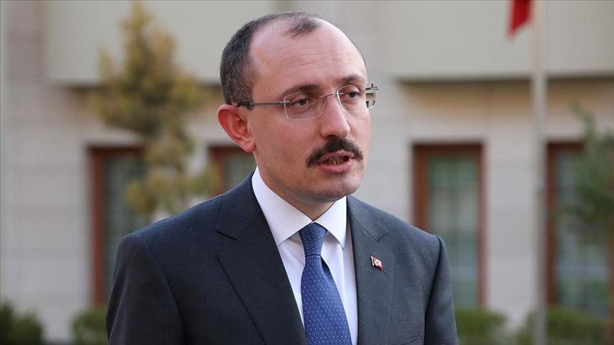 Ticaret Bakanı Muş'tan iki ayda ikinci Irak ziyareti