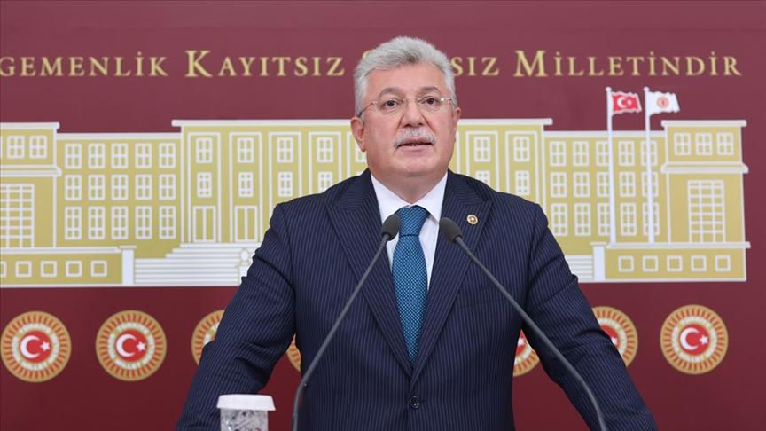 AK Parti Grup Başkanvekili Akbaşoğlu'ndan CHP'ye 'Kürt sorunu' tepkisi