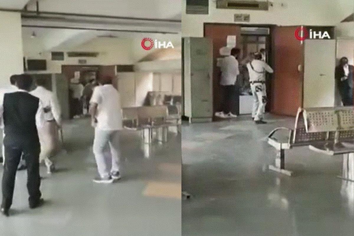 Hindistan'da duruşma salonunda silahlı saldırı: 3 ölü