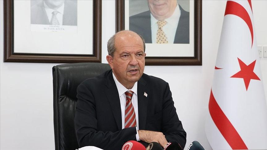 KKTC Cumhurbaşkanı Tatar: Ada'daki tek gerçek, Kıbrıs Türk tarafının egemen eşitliğinin kabul edilmesidir