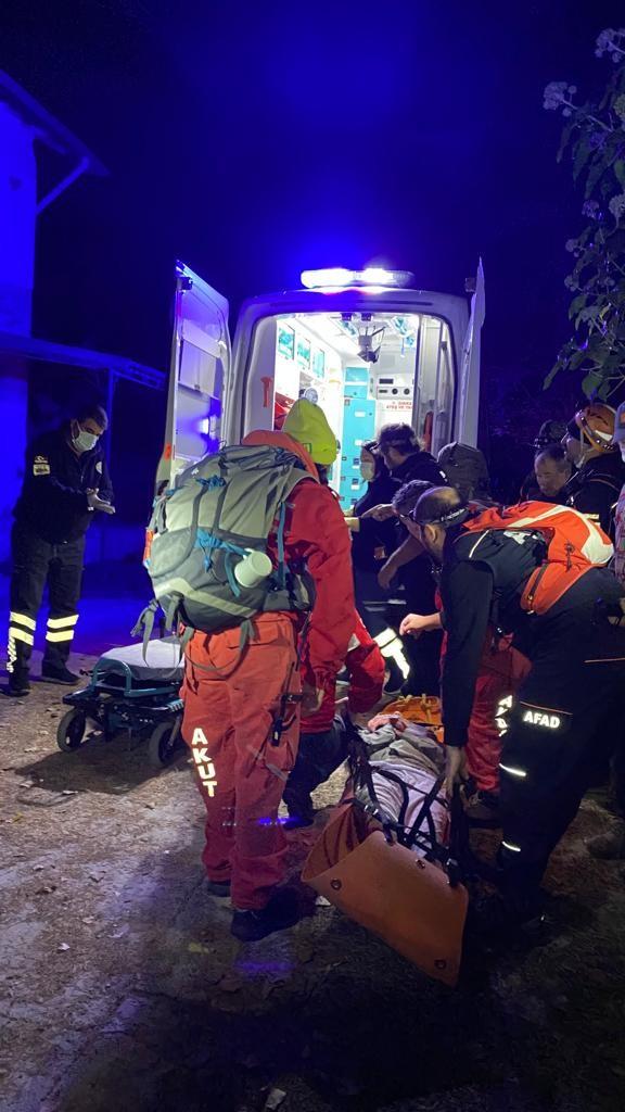 Eskişehir'de kaybolan 85 yaşındaki adam yaralı halde bulundu