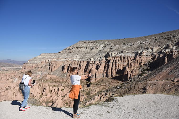 Fotoğraf meraklıları Türkiye'nin tanıtımı amacıyla Kapadokya'yı fotoğrafladı
