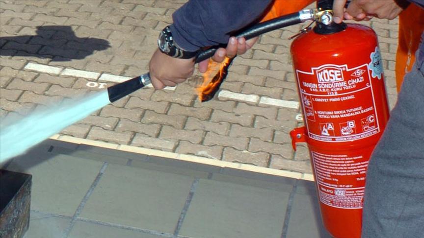Türkiye'deki konutların yüzde 80'i yangın yönetmeliğine uygun değil