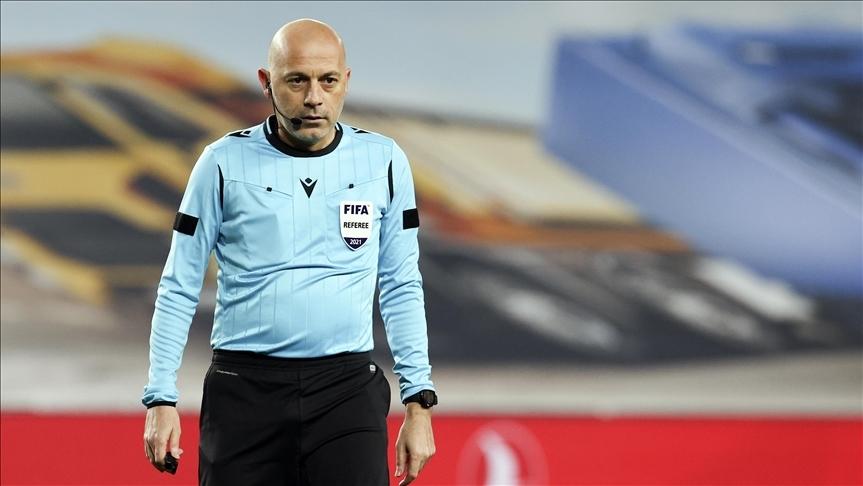 Şampiyonlar Ligi'nde Milan-Atletico Madrid maçını Cüneyt Çakır yönetecek