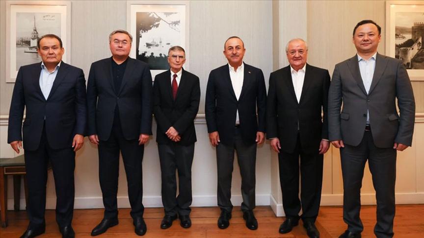 Nobel ödüllü bilim insanı Sancar, Türk Konseyi dışişleri bakanlarının onur konuğu oldu
