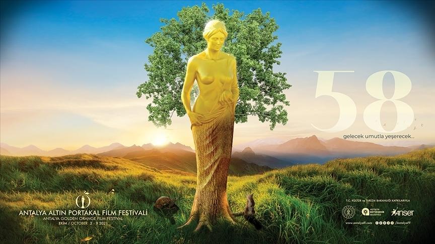 Altın Portakal'da film gösterimleri açık havada yapılacak