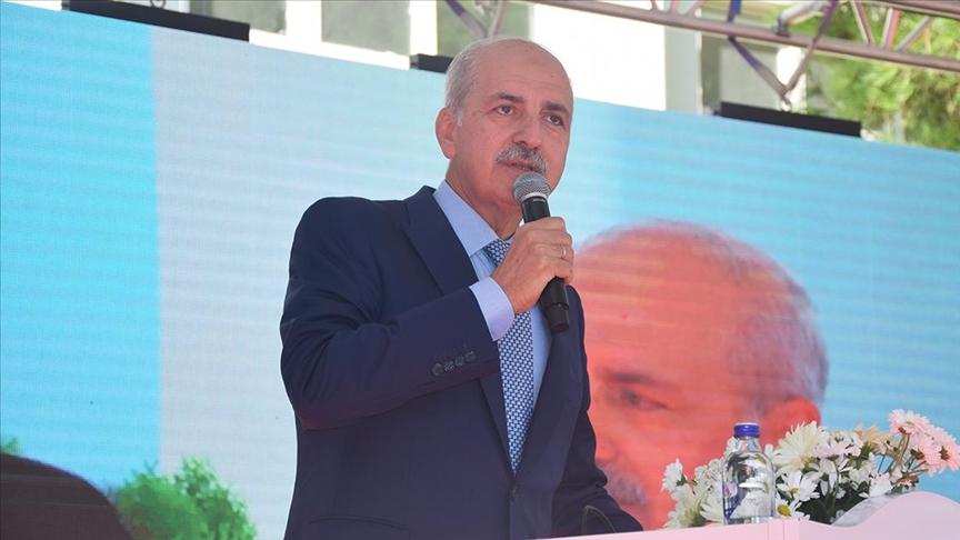 AK Parti Genel Başkanvekili Kurtulmuş: Büyük bir yükselişe hep beraber şahit olacağız