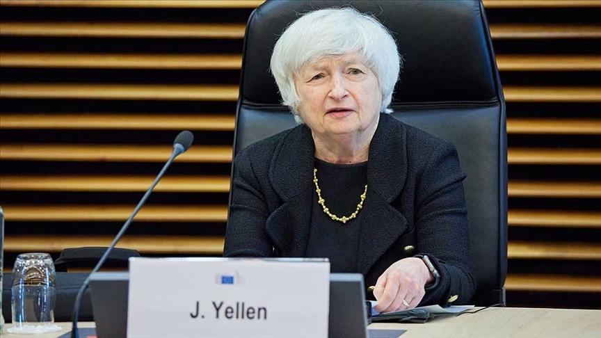 ABD Hazine Bakanı Yellen: Kongrenin borç limitini hızla ele alması zorunludur