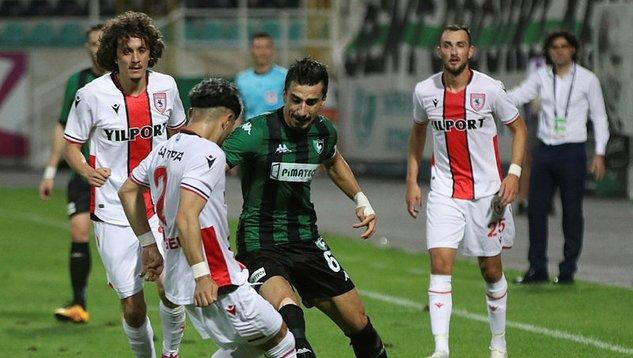 Denizlispor 2-3 Samsunspor