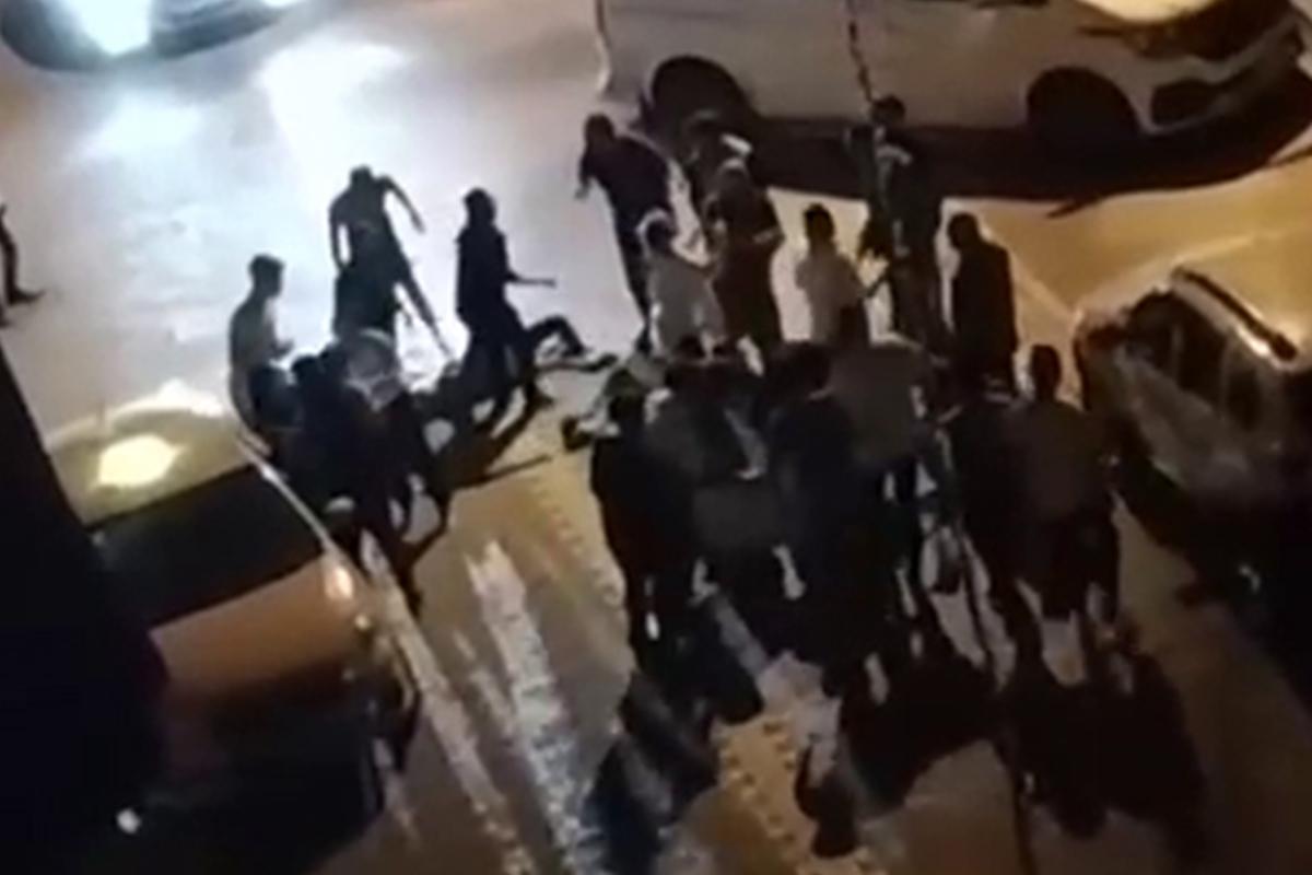 Esenyurt'ta sokak ortasında velayet kavgası