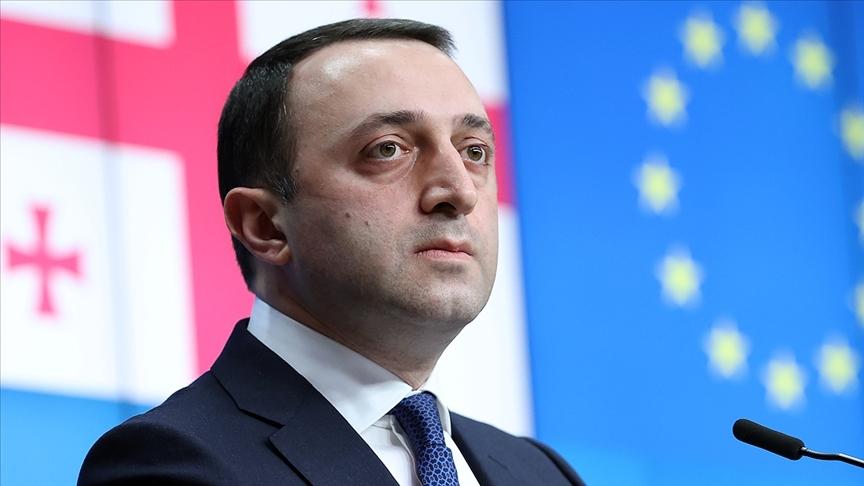 Gürcistan Başbakanı Garibaşvili: Saakaşvili dönerse tutuklanır ve hapse girer