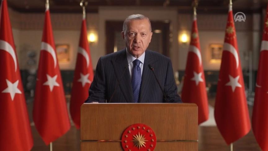 Erdoğan: Dezavantajlı kitlelerin, kişisel koruma araçlarına erişiminin desteklenmesi ahlaki açıdan zaruridir