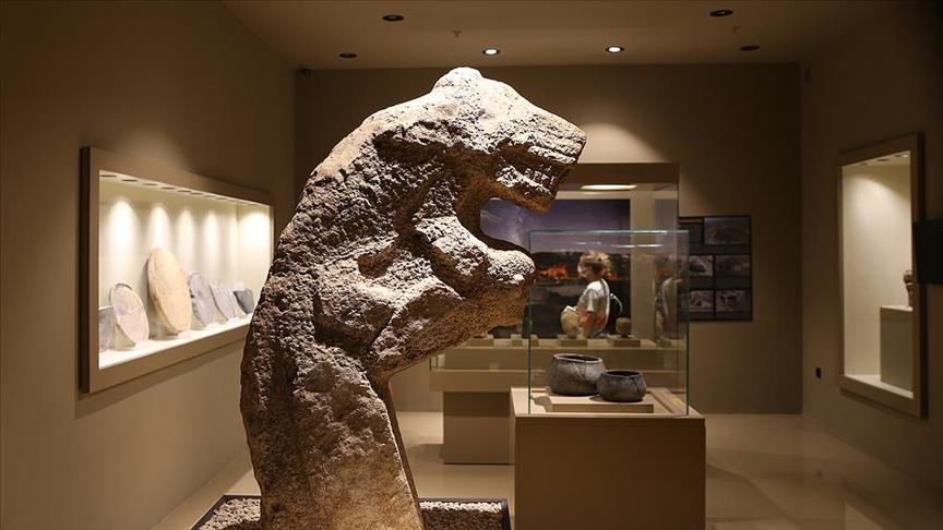 Karahantepe'deki buluntular Şanlıurfa Arkeoloji Müzesi'ne ilgiyi artırdı