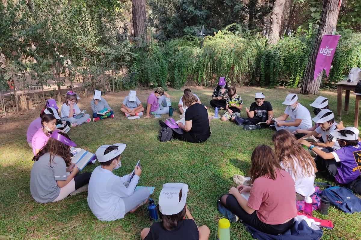 Türkiye'nin 52 ilinde 'Kitap benim' buluşması