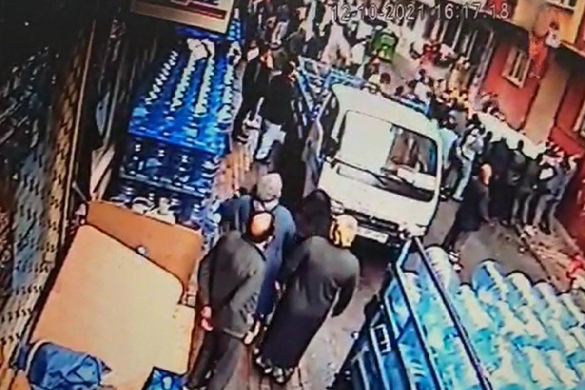Esenler'de yangında can pazarının yeni görüntüleri ortaya çıktı