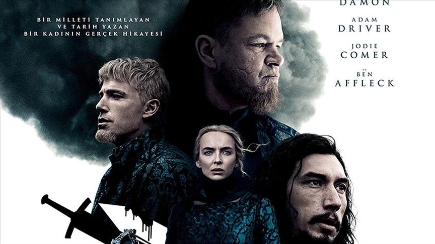 Matt Damon ve Ben Affleck'li 'Son Düello' izleyiciyle buluşacak