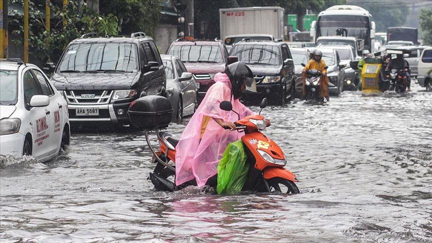 Filipinler'deki sel ve heyelanlarda 19 kişi hayatını kaybetti
