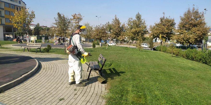 Darıca'da parklar herkese hitap ediyor