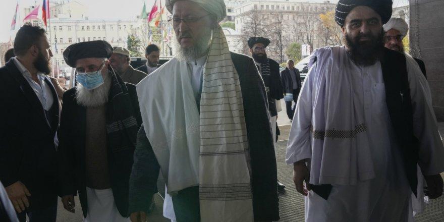 Taliban, Afganistan görüşmeleri için Moskova'da