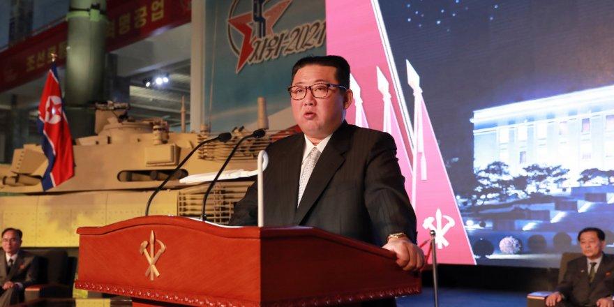 Kuzey Kore: 'Deniz altından fırlatılan balistik füze test ettik'
