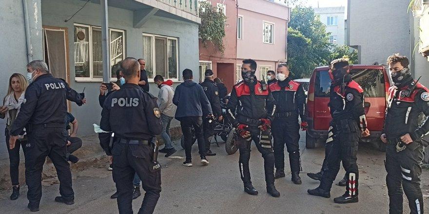 Bursa'da rehine krizi... Av tüfeğiyle eşini ve 2 çocuğunu rehin aldı