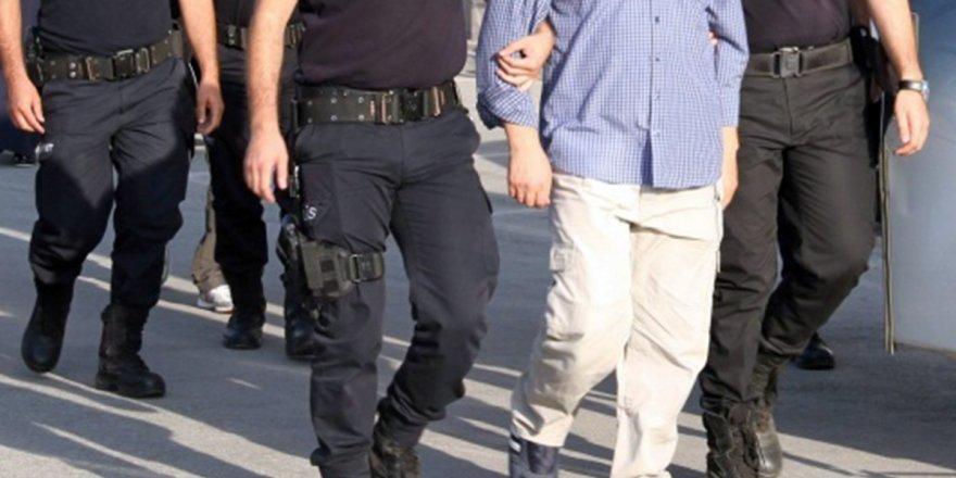 İzmir'de PKK/KCK terör örgütü operasyonu: 17 gözaltı