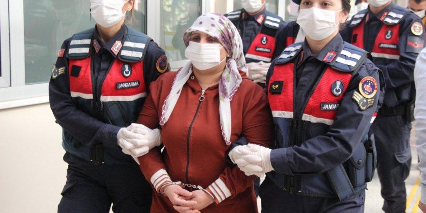 Suriye'den kaçıp Türkiye'de yakayı ele veren 4 terörist adliyeye sevk edildi