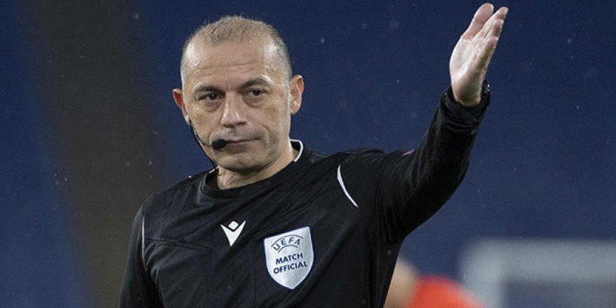Cüneyt Çakır, Al Ahli-Al Jazira maçını yönetecek
