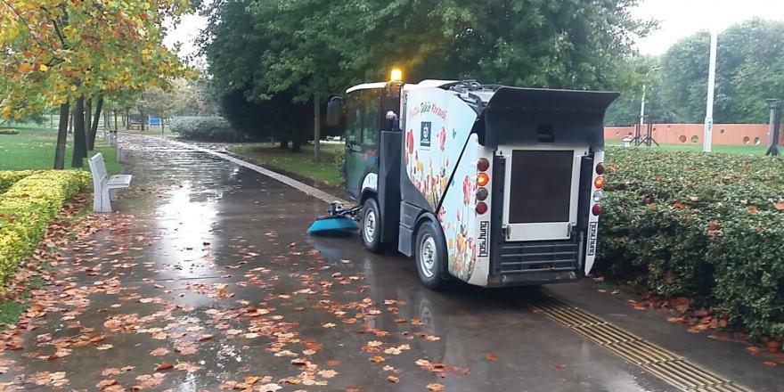 Kocaeli'de sonbahar temizlik harekâtı