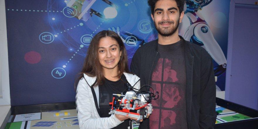 Türkiye şampiyonu Ordulu gençler, dünya robot şampiyonasında ülkeyi temsil edecek