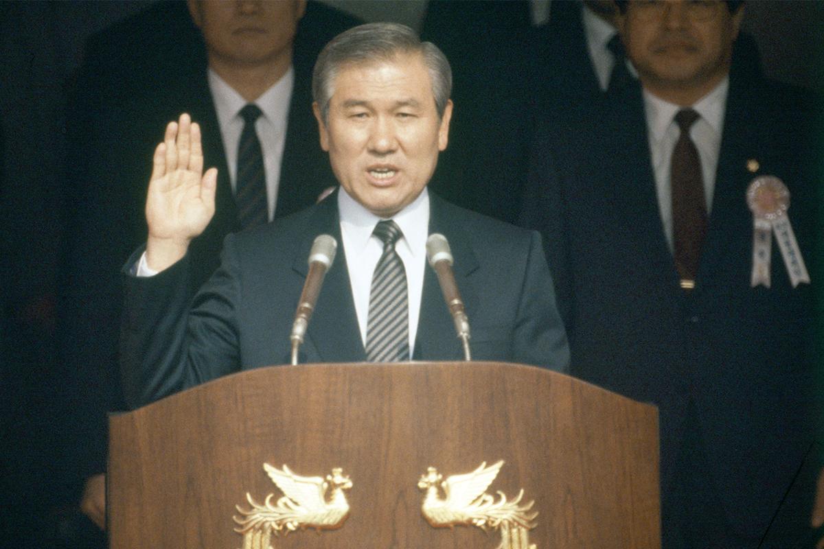 Güney Kore Devlet Başkanı  Hayatını Kaybetti