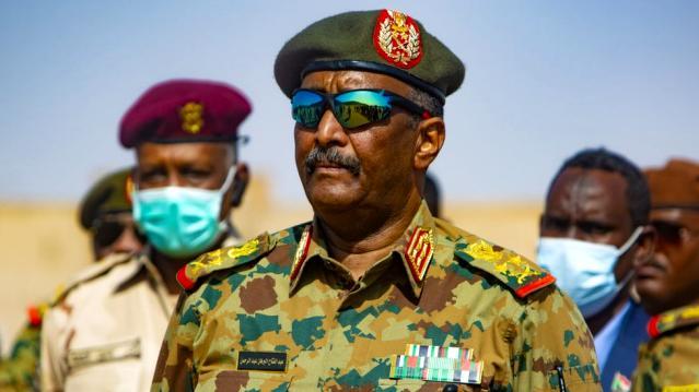Sudan'da Darbe Karşıtı Gösteriler İkinci Gününde: 'Askeri yönetime hayır'