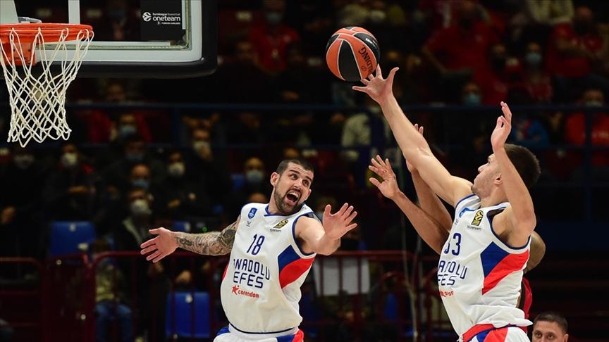 Anadolu Efes'in THY Avrupa Ligi'nde rakibi Panathinaikos OPAP
