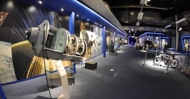 Dünyanın En Büyük Gezici Uzay Sergisi İstanbul'a Geliyor