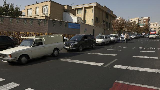 İran'da Siber Saldırı