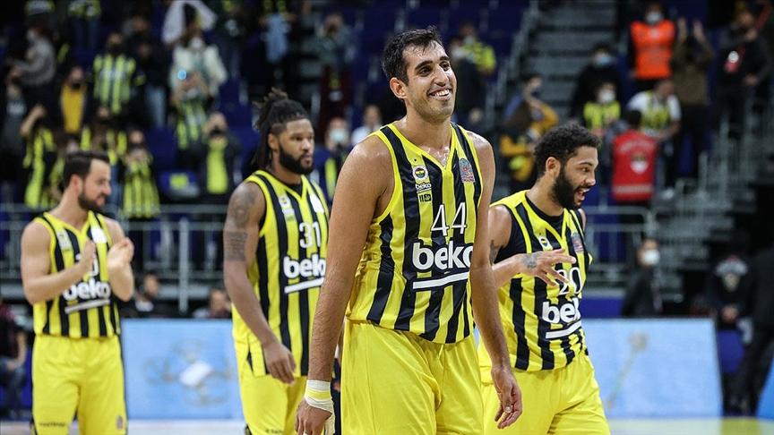 Fenerbahçe Beko Yarın Olympiakos'a Konuk Olacak